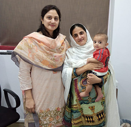 IVF / ICSI positive after 8 years of Marriage