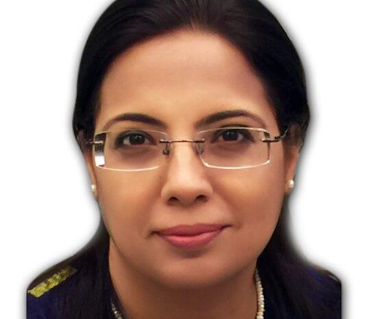 Dr Fouzia Rasool Memon