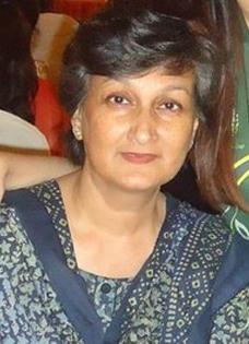 Dr Samrina Hashmi