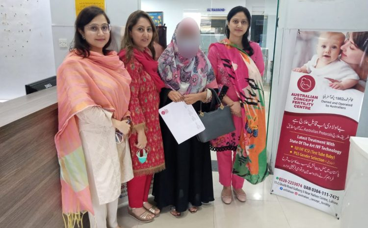 IVF/ICSI Postive after 10 Years of Marriage